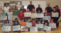 Annual Fire Safety Poster Winners