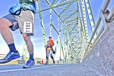 Register for bridge crossing
