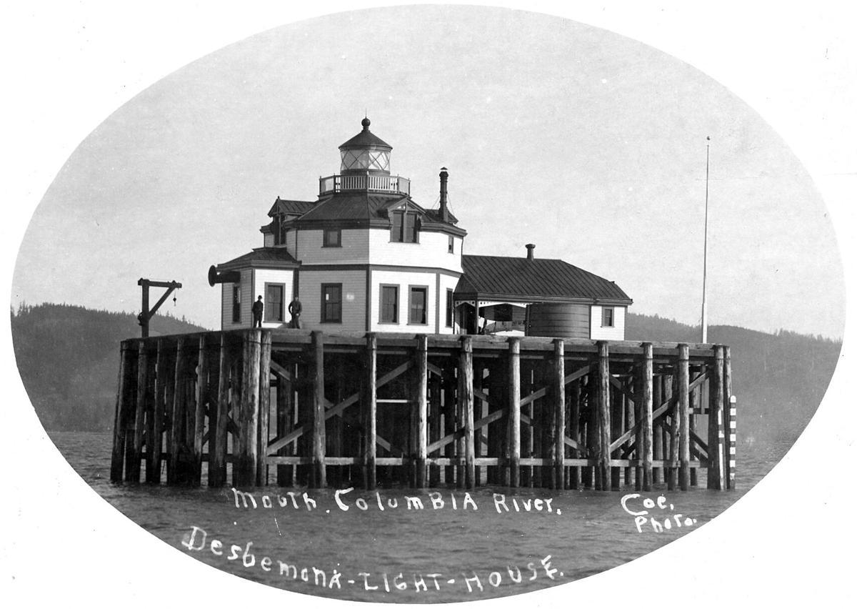 Desdemona Sands Lighthouse