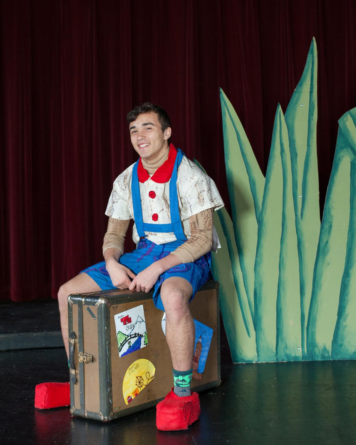 'Shrek the Musical'  America's favorite ogre coming to IHS