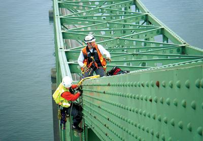 'Bridge to nowhere' now a symbol of success