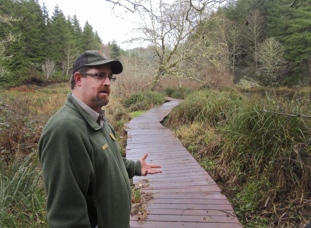 L&C park adds new trail near Fort Clatsop