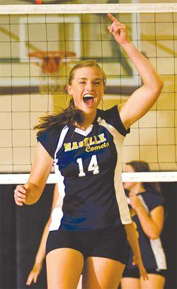 Sylvia Herrold is Pacific League MVP for second year in a row