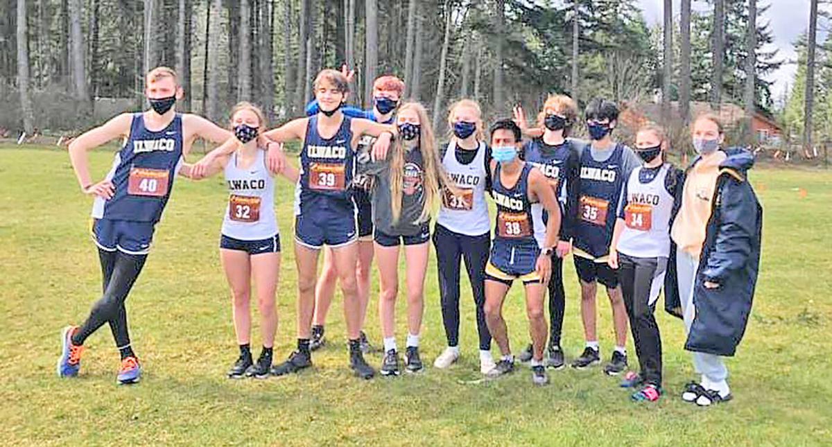 Ilwaco runners