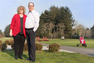 Golf deal 'hole in one' for owners