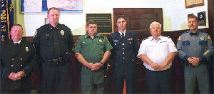 Legion honors Pacific County's 2003-04 heroes
