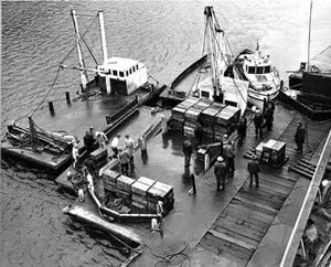 Around the Bay: Rugged Individuals: Leaders of the Oyster Industry of the Past 70 Years, Part 2