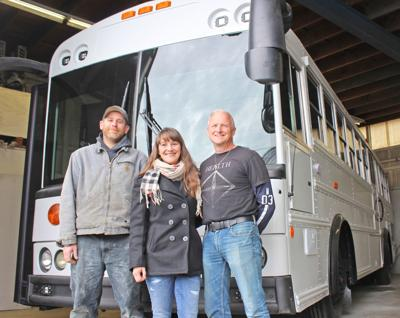 All aboard! Family takes homeschooling on the road