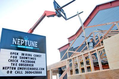 Neptune Theater expansion underway