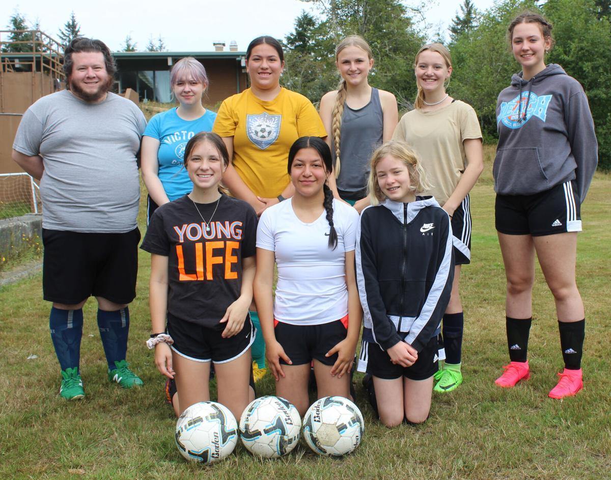 IHS Girls Soccer Team