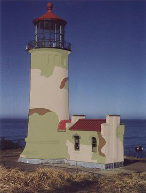 Lighthouse in disguise