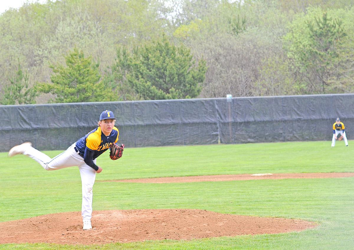 IHS baseball: Landin Frank