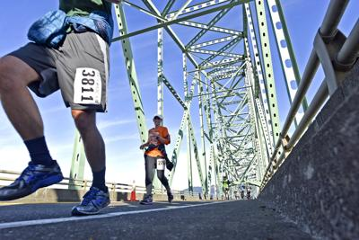 Bridge will close to cars during race