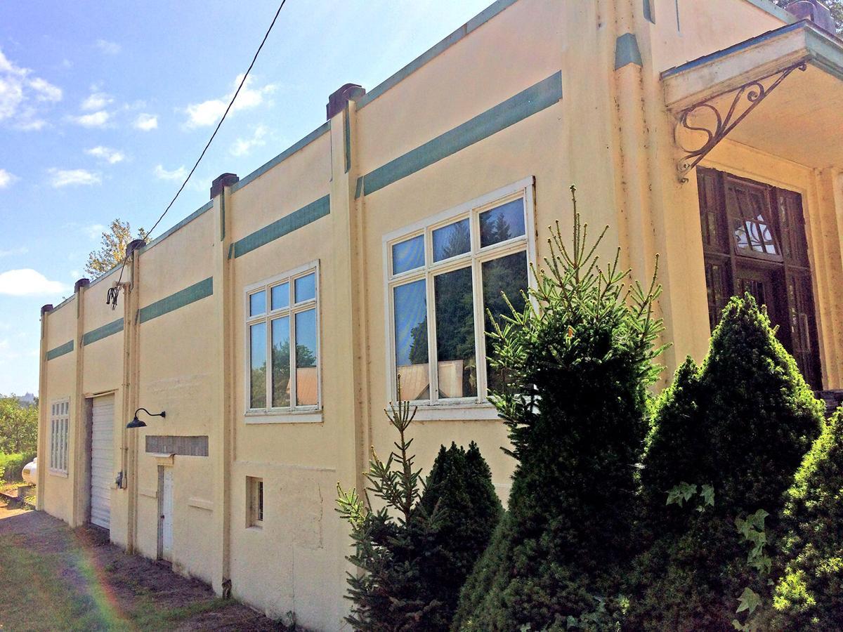 Creamery exterior