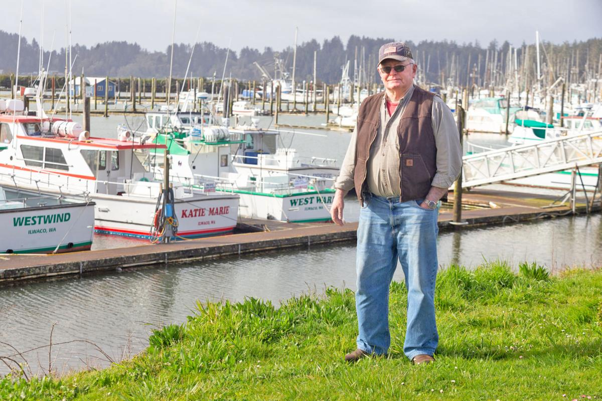 Pacific Salmon Charters owner Milt Gudgell invested more than $30,000 in advertising in the offseason