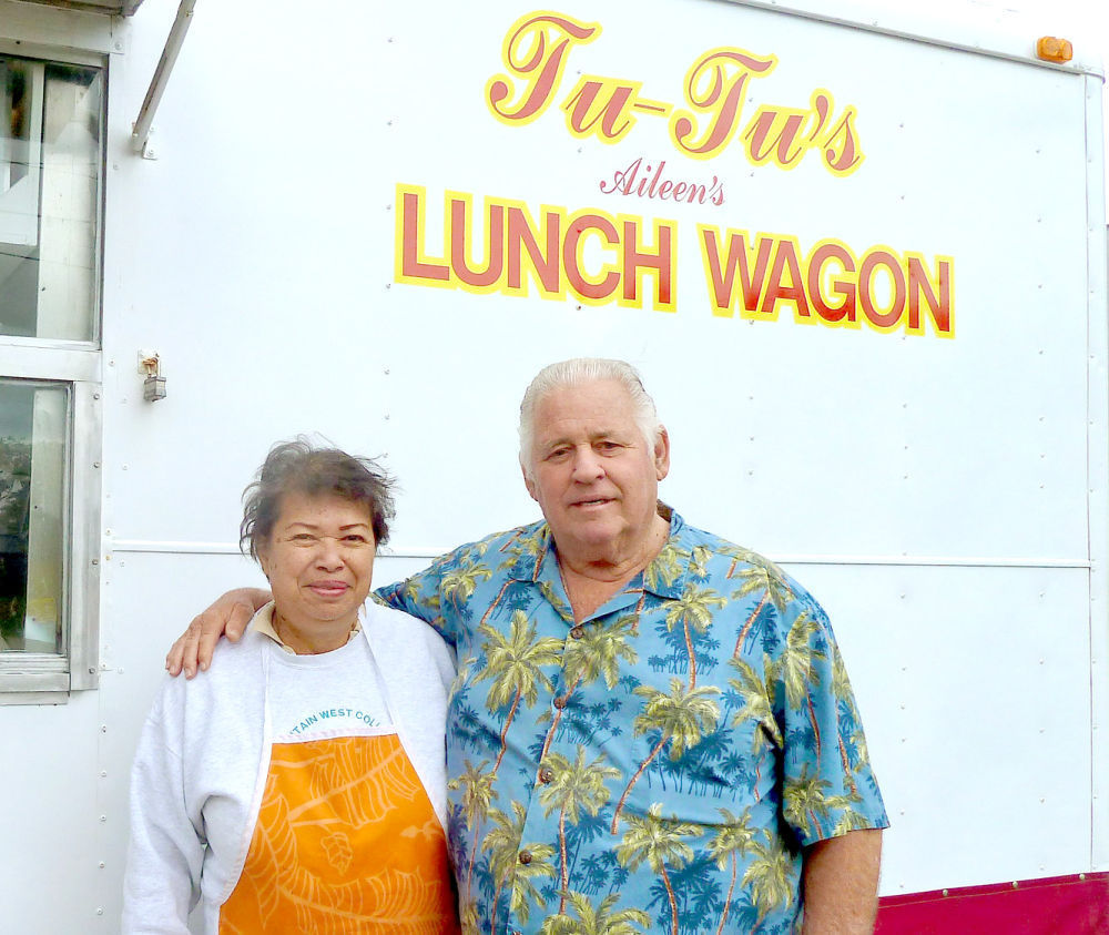 Try out Tutu's Lunch Wagon