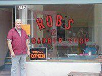New barbershop in Ilwaco
