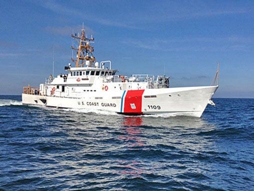 Q&A New Coast Guard commander outlines challenges