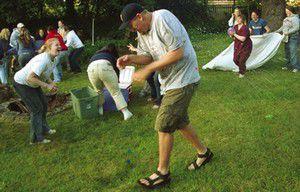 Church brings kids together for fun, faith