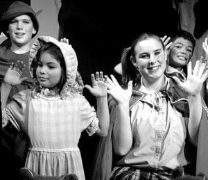 'Red Riding Hood' brings all grades together at Naselle school