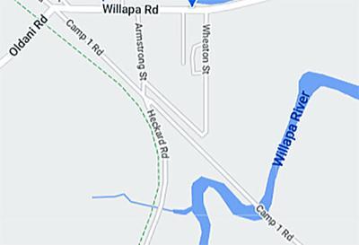 Heckard Road closure