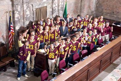 State Senate honors South Bend champions