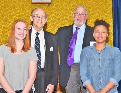Fleck and Kemmer awarded Masons scholarships