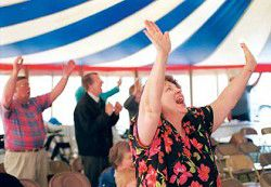 Two-week old-time tent revival set to start