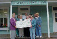 ReachOut Food Bank receives big donation