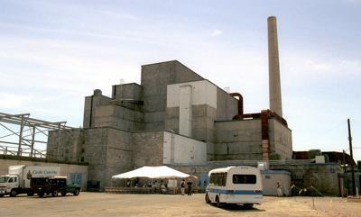 Radioactive contamination in Hanford plant
