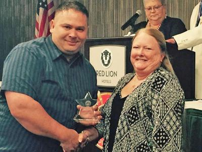 Peninsula Moose Lodge shines with district