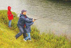 Surfside fishing derby success despite rain