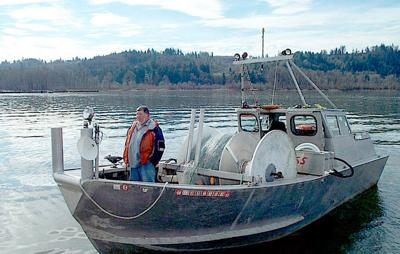Lower Columbia gillnetters hit the river for spring Chinook; Bonneville passage slow so far
