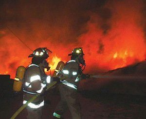 Early morning fire destroys $250,000 barn and contents on cranberry farm