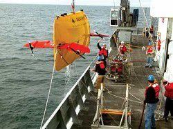 UW robot scouts underwater terrain off Washington coast