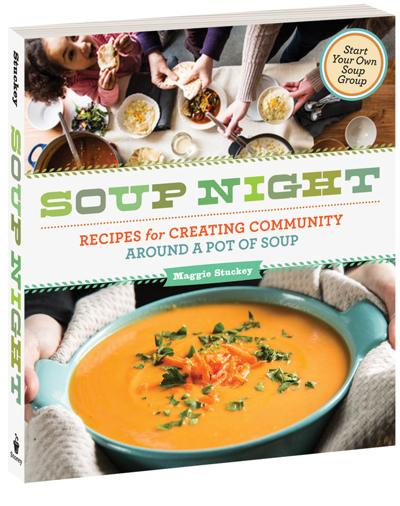 COAST CHRONICLES:  It was a dark and stormy night, and time for soup!