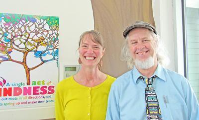 Annie Fletcher and Todd Carper