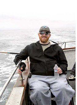 Wheelchair-bound fishermen catch whopping fun at Tuna Classic