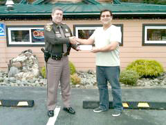 Business owners step in with support for sheriff's K-9 program