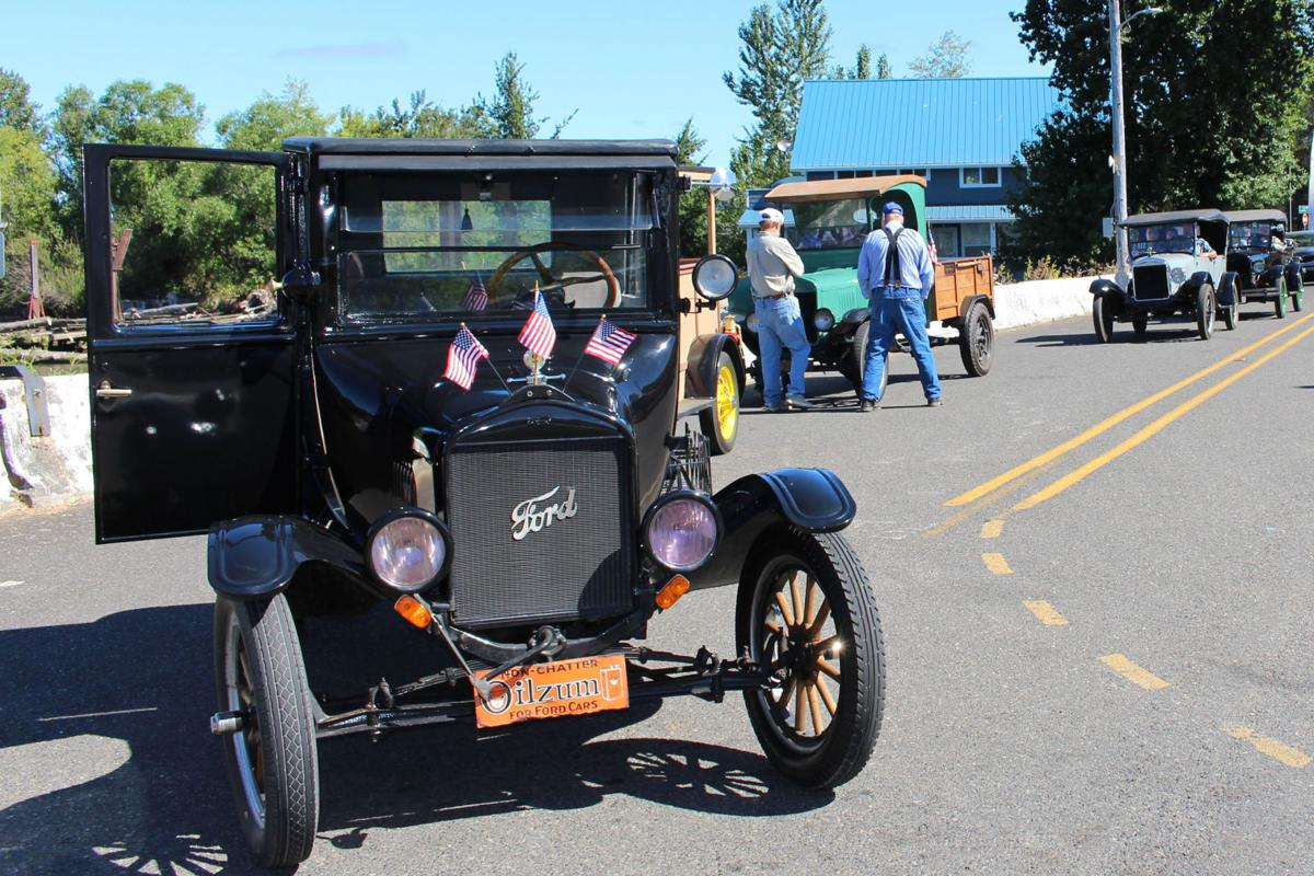 Touring with Model Ts: A true blast from the past