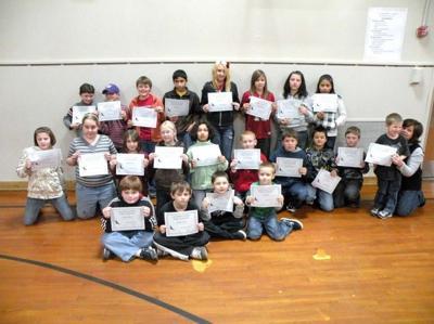 Long Beach Elementary presents latest Eagle Awards