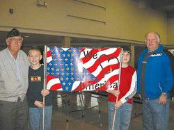 Naselle students hear vital message about America's debt to veterans