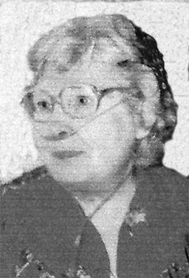 Mary Josephine Rozon