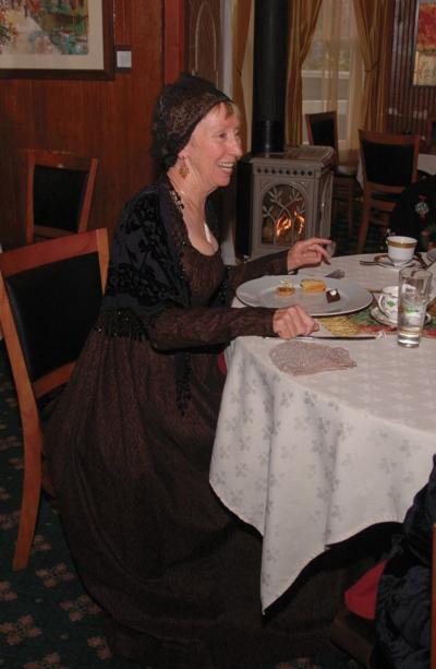 Savor the sweetness of Jane Austen tea