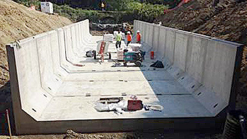 SR4 culvert-replacement project nearly complete