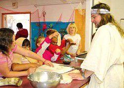 Summer Fun Nights bring Sea of Galilee to OP Lutheran Church
