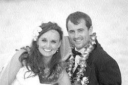 Just Married!: Sheryl Schisler marries Ryne Rice