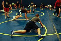 Ilwaco wrestlers long on numbers, short of championship experience