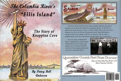 Key station for West Coast  immigrants gets a fresh look in revised history of Knappton Cove
