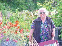 Frances Church: A tiny giant among gardeners